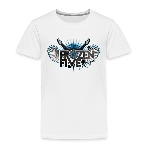 Frozen Five - Kinderen Premium T-shirt