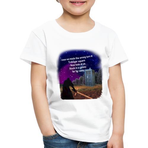 Bad Parking - Kids' Premium T-Shirt
