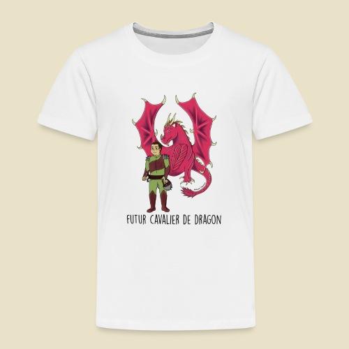 design future2 page 1 png - T-shirt Premium Enfant