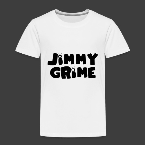 Jimmy Grime White Family Guy Shirt - Camiseta premium niño