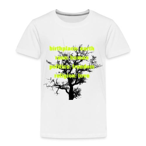 Humanity - Kinder Premium T-Shirt