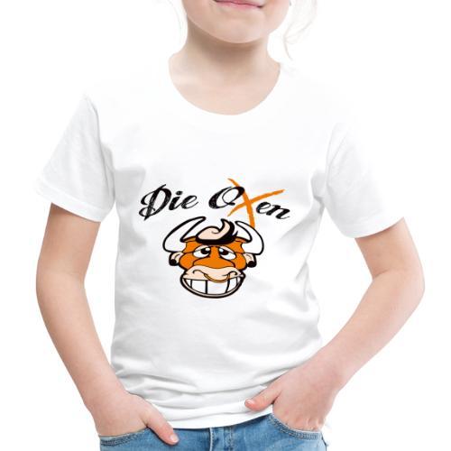 Die Oxen Logo 1 - Kinder Premium T-Shirt