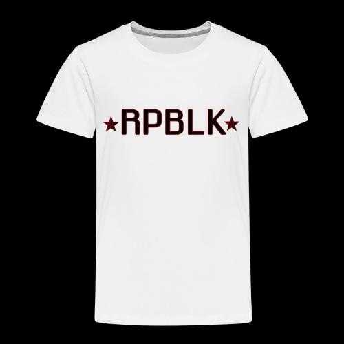 RPBLK - Kids' Premium T-Shirt