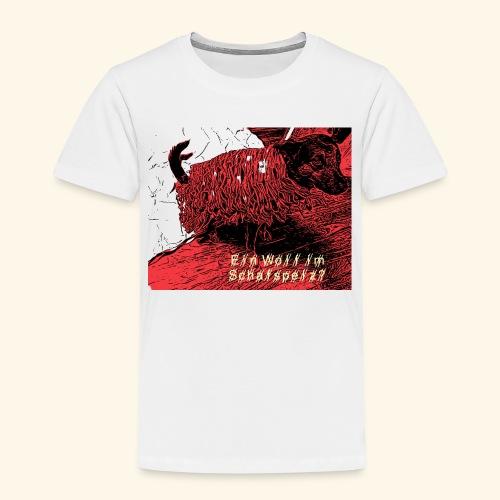 Der Wolf im Schafspelz - Kinder Premium T-Shirt