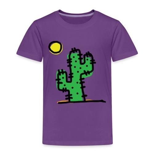 Cactus single - Maglietta Premium per bambini