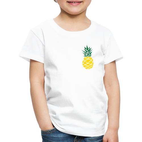 Pineapple - Kinderen Premium T-shirt