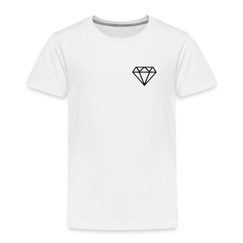 Diamante / Diamond - Camiseta premium niño