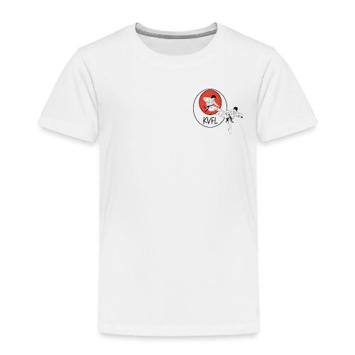 KVFL Logo - Kinder Premium T-Shirt