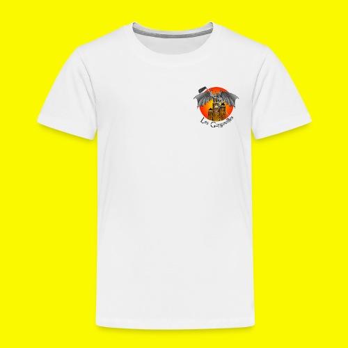 Petit logo Les Gargouilles - T-shirt Premium Enfant