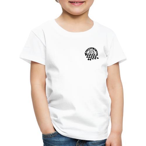 MDBAZ double logo noir - T-shirt Premium Enfant