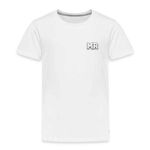 MR OUTRO LOGO - Kids' Premium T-Shirt