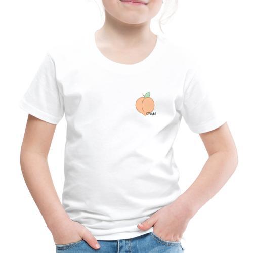 Peach Noir - T-shirt Premium Enfant