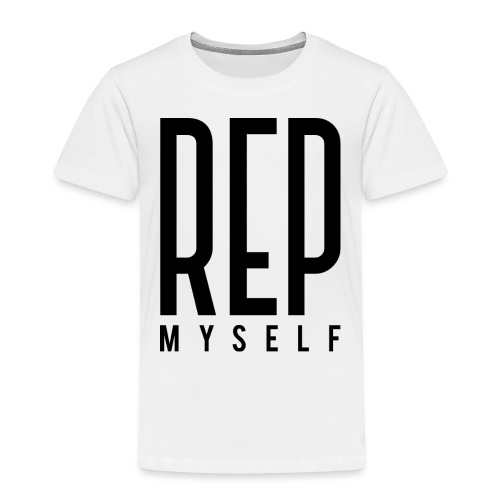 Represent Myself - Kinderen Premium T-shirt