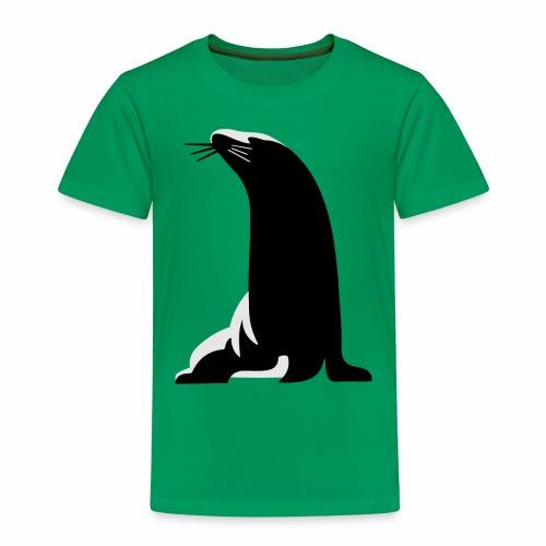Seehund - Kinder Premium T-Shirt