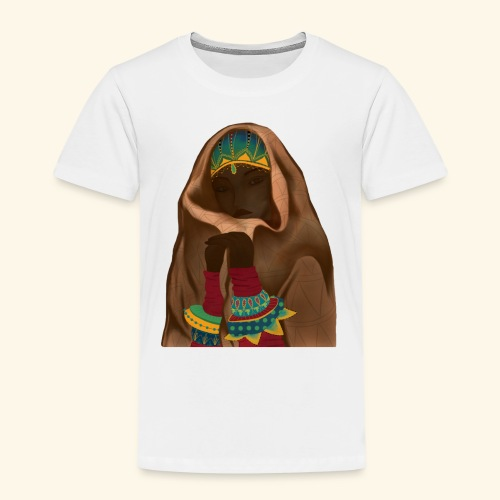 Femme bijou voile - T-shirt Premium Enfant