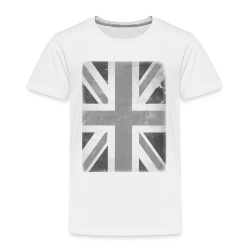BW Union Jack - Kids' Premium T-Shirt