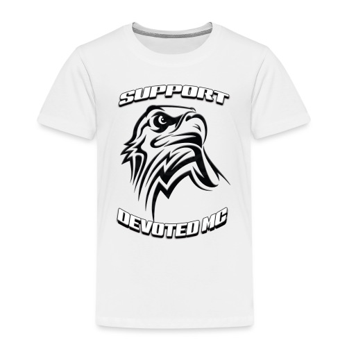 SUPPORT DEVOTEDMC E - Premium T-skjorte for barn
