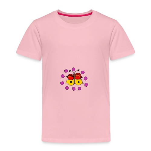 Butterfly colorful - Kids' Premium T-Shirt