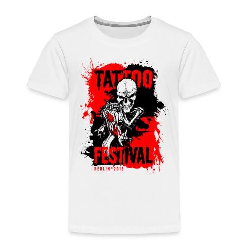 Tattoo Festival Berlin 2018 - Spezial - Kinder Premium T-Shirt
