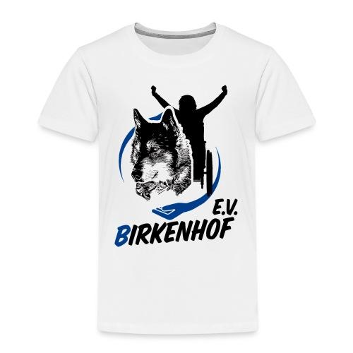 birkenhof logo - Kinder Premium T-Shirt