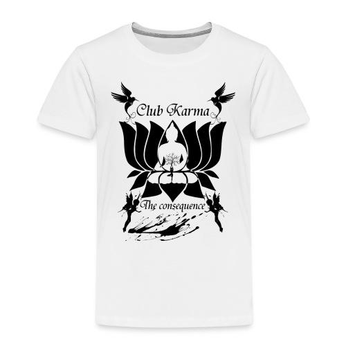Karma_1_1_1 - Kinder Premium T-Shirt