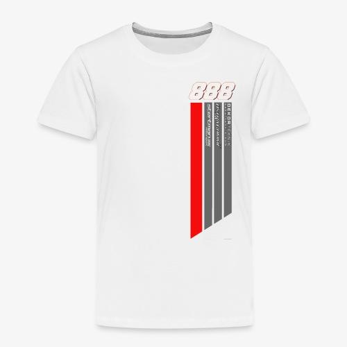 888 heartlines - Premium-T-shirt barn