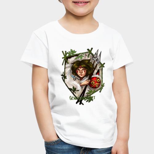 Geneworld - Mononoke - T-shirt Premium Enfant