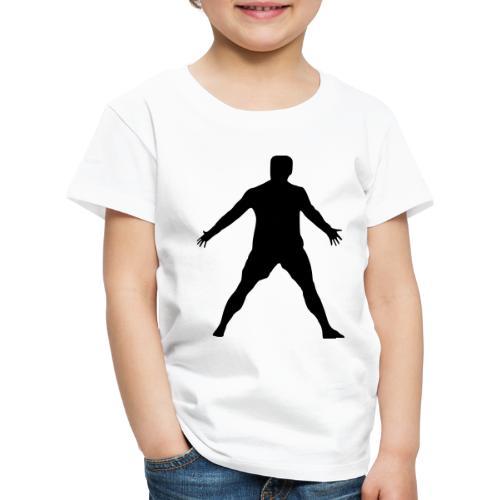 Cristiano Pose - Kinder Premium T-Shirt