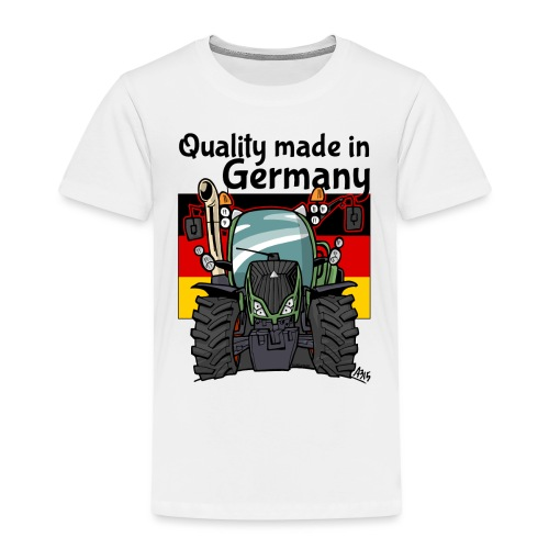 quality made in germany F - Kinderen Premium T-shirt