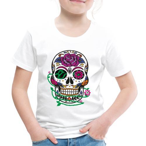 calavera 1 - Camiseta premium niño