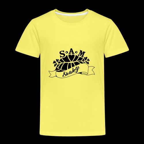 SamShaky - Lasten premium t-paita