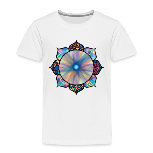 Buddha Flower - Kids' Premium T-Shirt