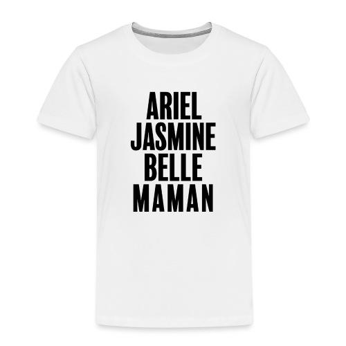 Maman, c'est ma princesse - T-shirt Premium Enfant