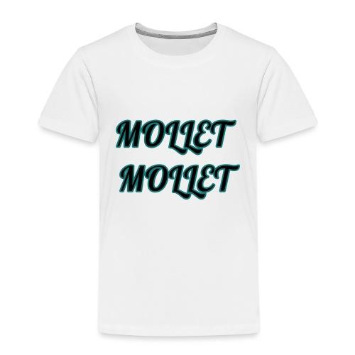 mollet mollet squad - T-shirt Premium Enfant