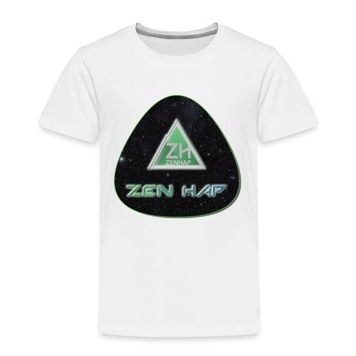 Zen Hap Rounded Triangle - Kids' Premium T-Shirt