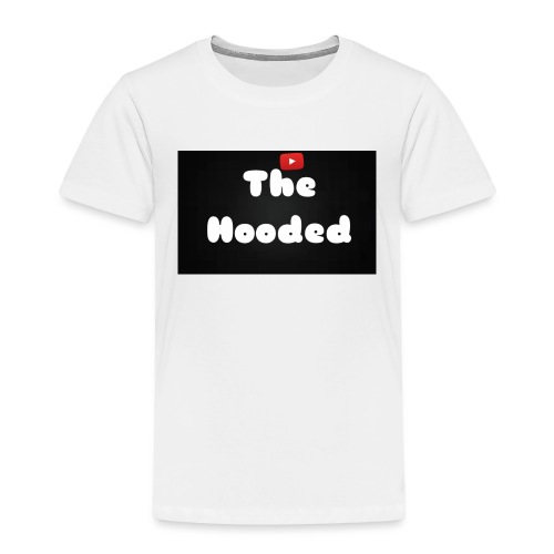 Mens 'THE HOODED' T-Shirt - Kids' Premium T-Shirt