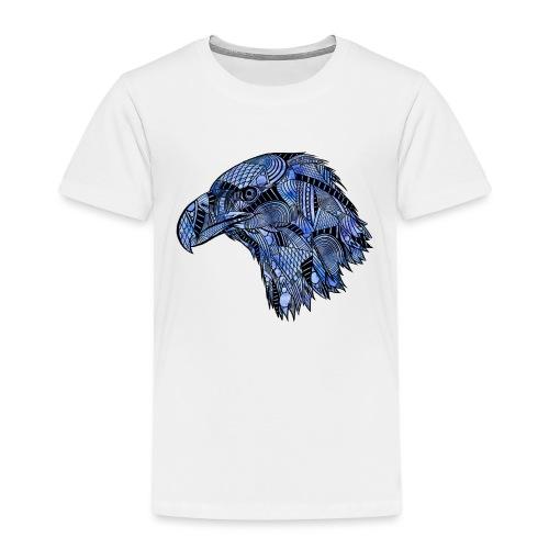 Ørn - Premium T-skjorte for barn