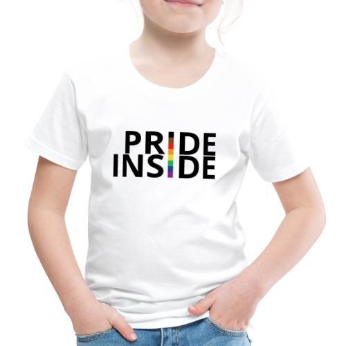 Pride inside - Camiseta premium niño