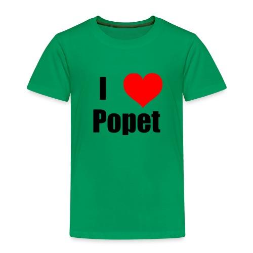 ILovePopet - Kids' Premium T-Shirt
