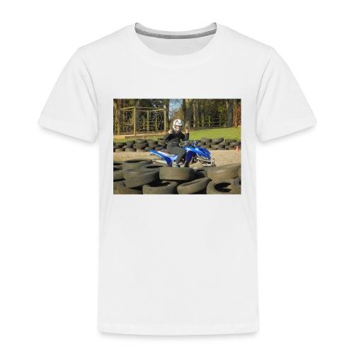 the new ashdab21 logo - Kids' Premium T-Shirt