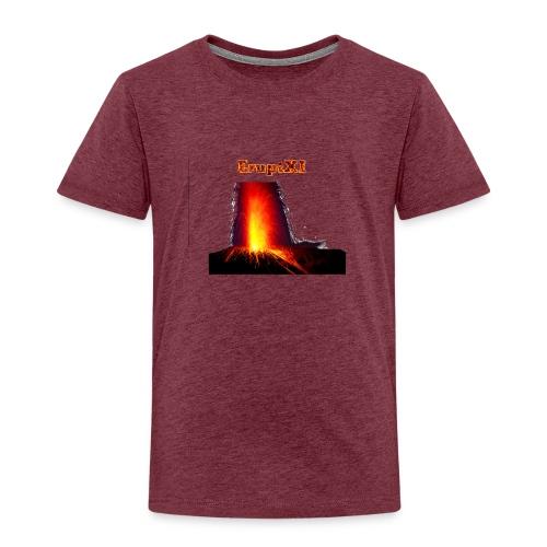 EruptXI Eruption! - Kids' Premium T-Shirt
