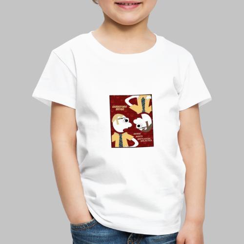 Bears Beets Battlestar Galactica - Premium-T-shirt barn