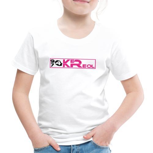 974 Ker Kreol - T-shirt Premium Enfant