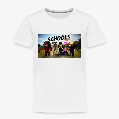 School's out - Kinderen Premium T-shirt