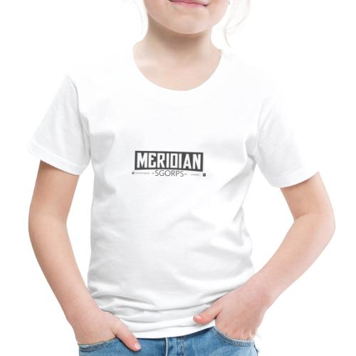 Sgorps Logo - Kinder Premium T-Shirt