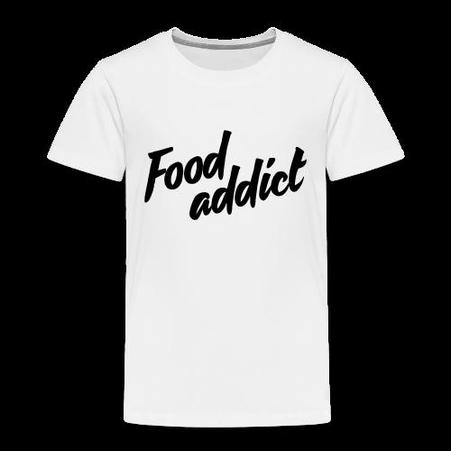 Food addict - T-shirt Premium Enfant