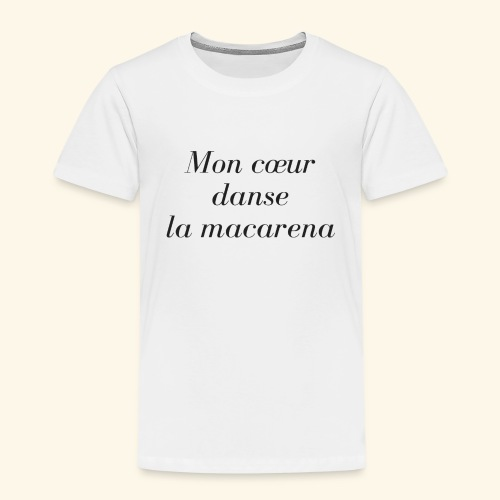 Macarena - T-shirt Premium Enfant