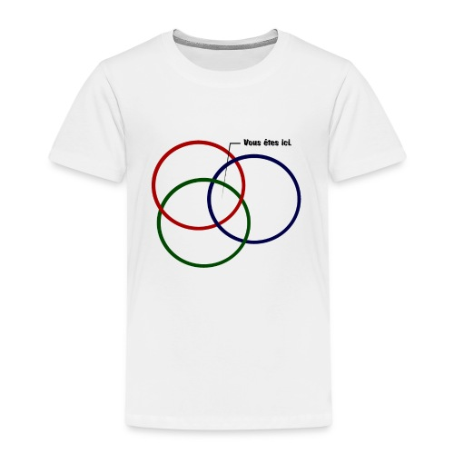 ISR T shirt png - T-shirt Premium Enfant