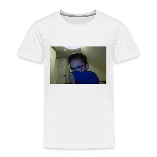 Barne klær - Premium T-skjorte for barn