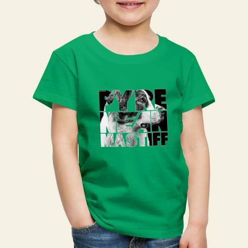 Pyrenean Mastiff II - Lasten premium t-paita